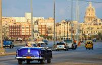Kuba Mietwagenrundreisen - für den Sprit sorgen die Ärzte
