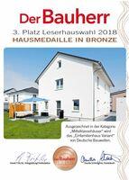 Auszeichnung für Einfamilienhaus von Deutsche Bauwelten