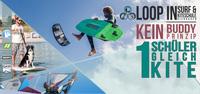 LOOP IN Surf & Kiteschule Dierhagen: Kein Buddy-Prinzip!