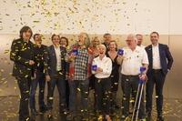 Hermann Scherer stellt Weltrekord auf: 54 Redner an einem Abend auf einer Bühne!