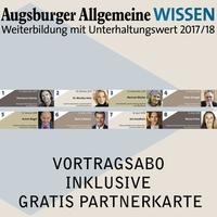 Vortragsreihe Augsburger Allgemeine Wissen: Zweite Runde