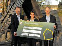Die BRINOVA Systemhaus GmbH erneuert 2018 die Patenschaft mit dem Ronald McDonald Haus Oldenburg