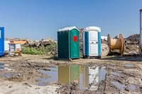 Mobille WCs / Toiletten mieten - kaufen