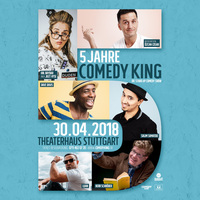 Comedy King - die Stand up Comedy Show