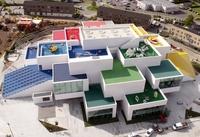 "showimage Glapor dämmt ""Lego-House"" in Dänemark"