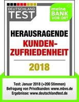Die Rüsselsheimer Volksbank eG erhält Auszeichnung