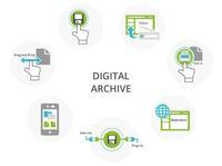 Zeit und Geld sparen mittels moderner Digitalisierung und Archivierung