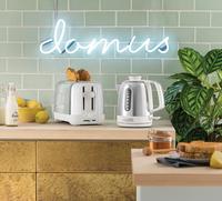 Markteinführung Dualit Domus Toaster und Wasserkocher