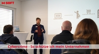 Kostenfreies Seminar: Cybercrime - Wie schütze ich mein Unternehmen?