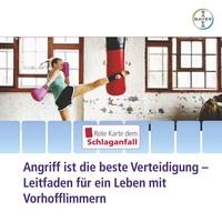 """Aufklärung, Services und Information: Kampagne """"Rote Karte dem Schlaganfall"""" startet ins siebte Jahr"""