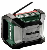 Robuster Entertainer: Das neue Akku-Baustellenradio von Metabo mit Streaming-Funktion