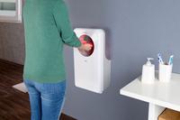Vollautomatischer Profi-Händetrockner mit LED-Beleuchtung, 1.450 Watt