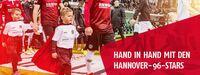 Kleine Fußball-Fans in der Region Hannover aufgepasst! - Heinz von Heiden sucht Einlaufkinder