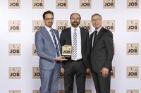 Lyreco gewinnt zum vierten Mal Top Job-Siegel
