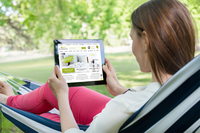 Wandel des Einkaufs - Mobiler Onlinehandel