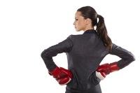 Box Dich Durch - Wie Du Dir als Frau im Business Respekt verschaffst