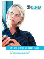 Mitarbeiter/in für zahnärztlichen Abrechnungsservice gesucht (Teilzeit/Vollzeit)