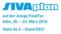 Intralogistik-Spezialist SIVAplan auf der Anuga FoodTec