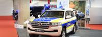 Premiere für gepanzerten Rettungswagen von Welp Armouring