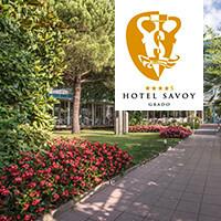 Das Hotel Savoy in Grado auf der Sonneninsel. Ein erklärtes Ziel im Hotel Savoy Grado: Ein Hoch auf die Gastlichkeit.