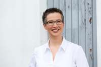 Suzana Muzic auf dem UnternehmerTAG in Ulm