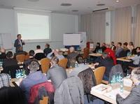 Digitalisierung: Führungskräfte informierten sich beim REFA-Afterwork-Event