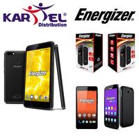 Vermarktungsstart für die neuen Smartphones des Batterieriesen Energizer