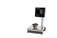 Checkout-Waage Ariva-S-Mini: Präzises Wiegen auf kleinstem Raum