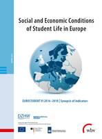 Studieren in Europa: EUROSTUDENT VI präsentiert Daten zum studentischen Leben und Arbeiten aus 28 Ländern