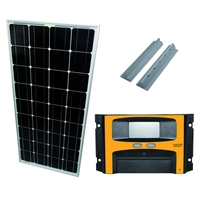 EASIPOWER M100 Solarpanel für Wohnmobile und Caravan, von AL-CAR Technology