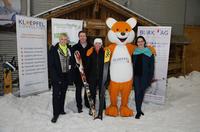 Ski- und Hüttenabend mit den Interim Profis in der Skihalle Neuss