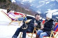 Ostern in Oberstaufen: Skilauf, Sonnenbad und Halligalli