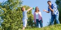 Kinder mit homöopathischen Medikamenten behandeln