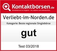 Testurteil gut! Norddeutsche Singlebörse Verliebt-im-Norden.de im Test