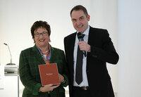 Bundeswirtschaftsministerin Brigitte Zypries eröffnet das Mittelstand 4.0-Kompetenzzentrum IT-Wirtschaft in Berlin