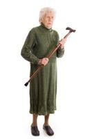 Selbstverteidigung für Senioren mit Spazierstock oder Regenschirm