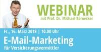 """""""E-Mail-Marketing für Versicherungsvermittler"""""""