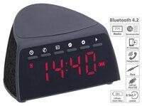 auvisio Digitaler Bluetooth-FM-Radiowecker