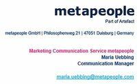 metapeople und Cognigy kooperieren