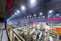 Vorteil Mietkonzept: LED-Beleuchtung in Produktionshallen - Presseinformation der Deutschen Lichtmiete