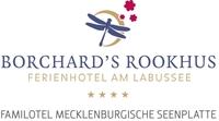 """Familotel Borchard""""s Rookhus: Manege frei - Zirkuszelt sorgt jetzt ganzjährig für Bespaßung"""