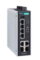 60 W PoE-Switches versorgen IP-Kameras mit Strom