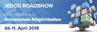 Moderne Planungslösungen für die digitale Transformation - Live auf der Jedox Roadshow 2018