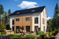 Neue Doppelhäuser von RENSCH-HAUS