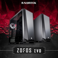 BRANDNEU bei Caseking - Der Raijintek Zofos Evo Big-Tower für massig Gaming-Hardware.