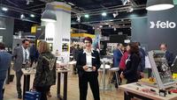 Felo Werkzeuge überzeugen auf der Eisenwarenmesse und im Produkttest