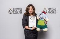 German Design Award 2018 für Babyprodukt