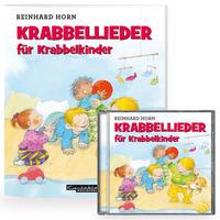 Reinhard Horn: Krabbellieder für Krabbelkinder