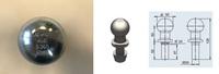 AL-KO Fahrzeugtechnik ruft Kupplungskugel K50 (AL-KO Ref. 1275100) zurück