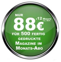 Immoji©-Journal: Das Kundenmagazin für  Immobilienmakler jetzt im Abo ab 88 Euro pro Monat